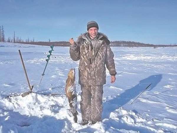 Особенности ловли налима осенью и зимой