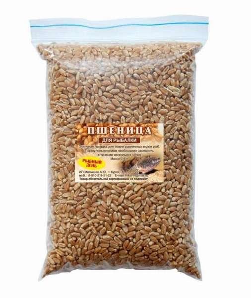 Магазинная пшеница