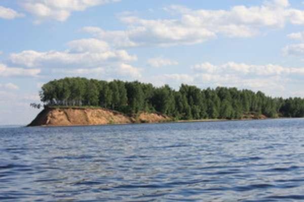 Ловля рыбы на Горьковском море