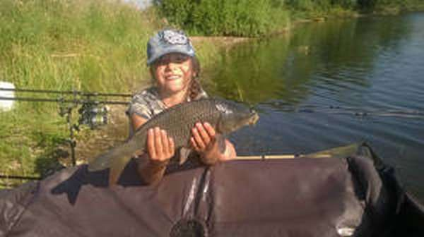 Рыбалка в Карагандинской области