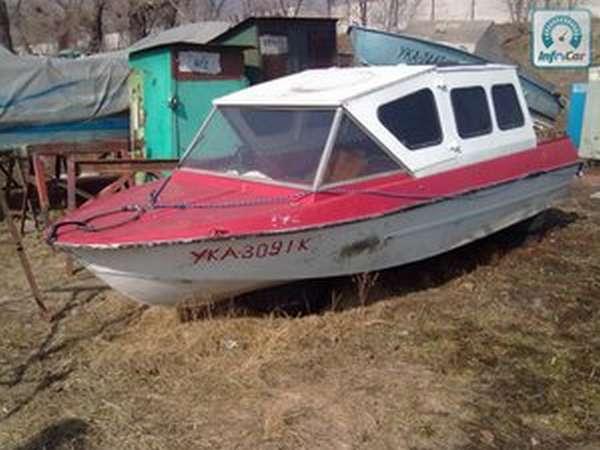 Лодки серии Крым