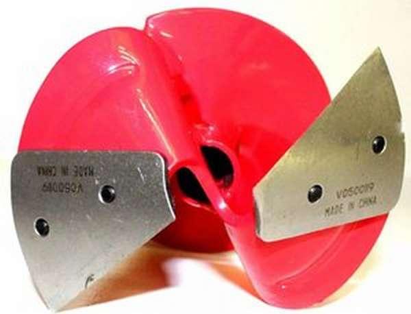 Как заточить ножи для ледобура