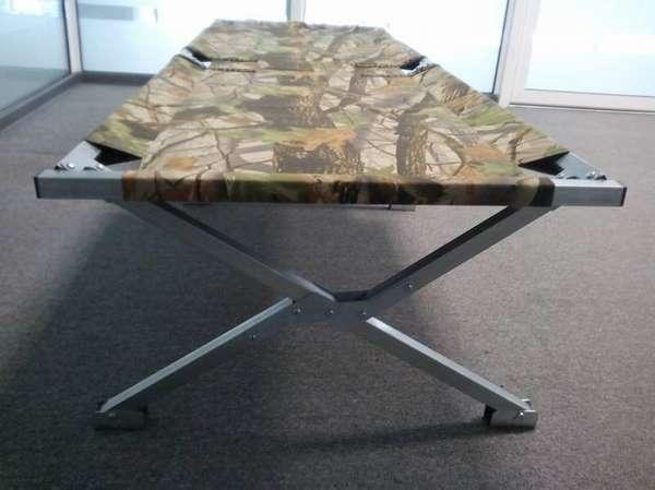 Как сделать раскладушку кресло для зимней рыбалки