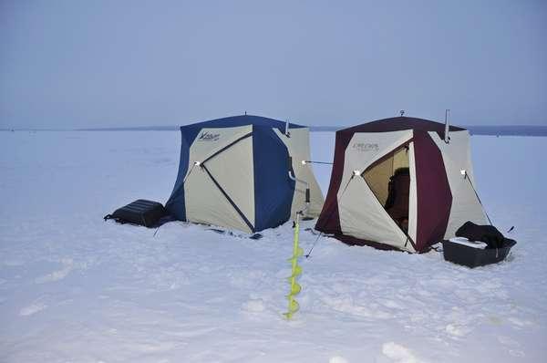 Основные характеристики и конструкция палатки