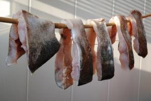 Способы приготовления балыка из рыбы дома