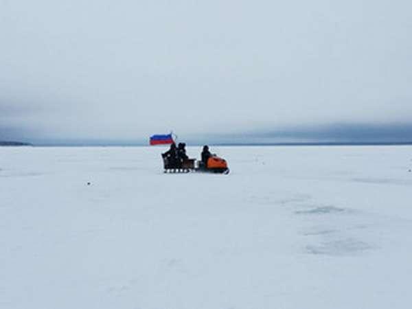 Рыбалка на рыбинское водохранилище зимой