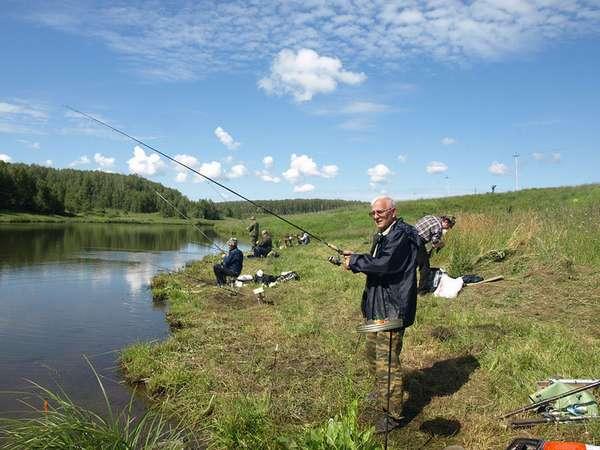 Как выбрать место для рыбалки в Орловской области