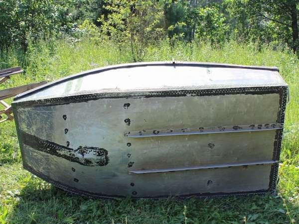 Изготовление лодки своими руками