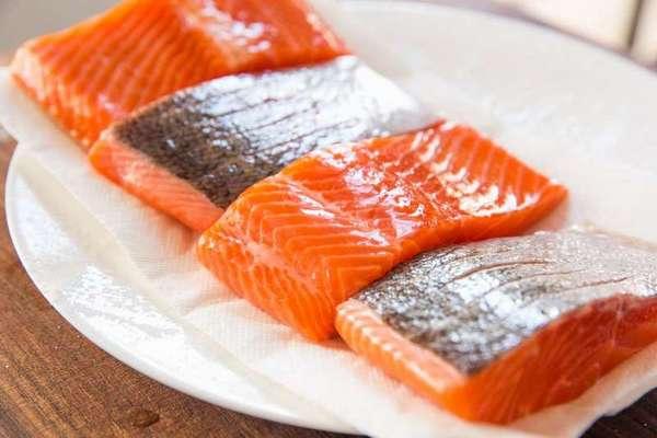 Особенности рыб кета, кижуч, нерпа, семга