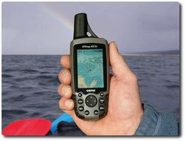 Навигатор рыболова гармин