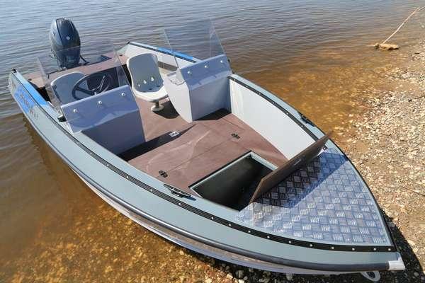 Производство алюминиевых лодок