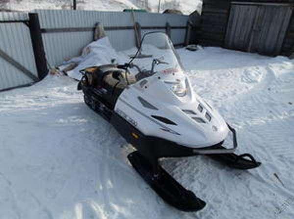 Мощность двигателя снегохода