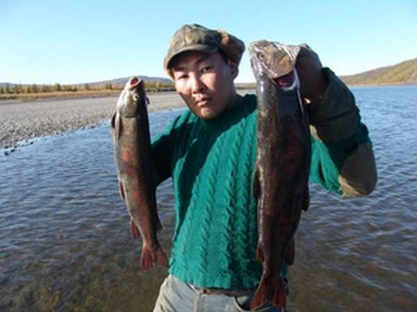Рыбалка в Ханты-Мансийске
