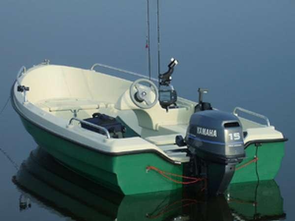 Быболовная лодка