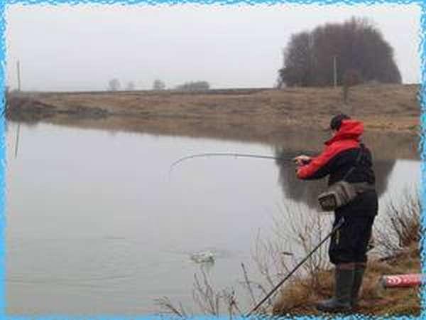 Рыбалка — возможность отдохнуть