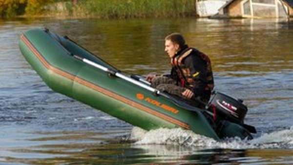 Особенности использования лодки пвх