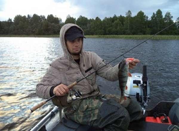 Рыбалка на озерах