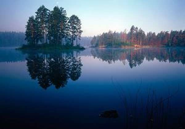 Где именно ловить рыбу в Карелии