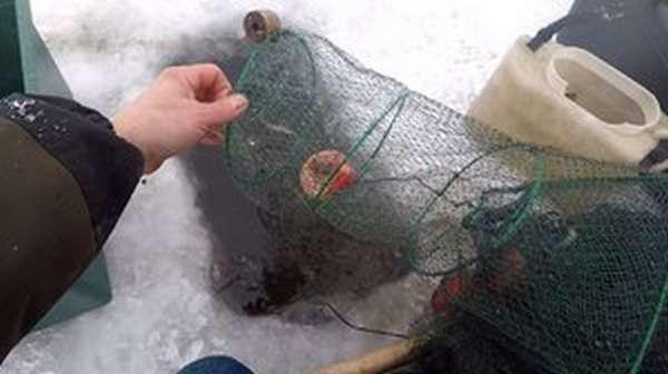 Как сделать рыболовную косынку