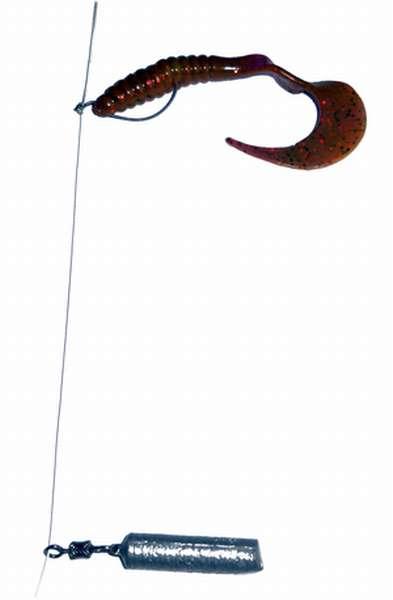 Ловля белой рыбы с применением силиконовых приманок фирмы Berkley
