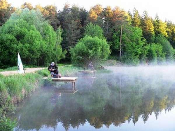 Рыбак Башкирии