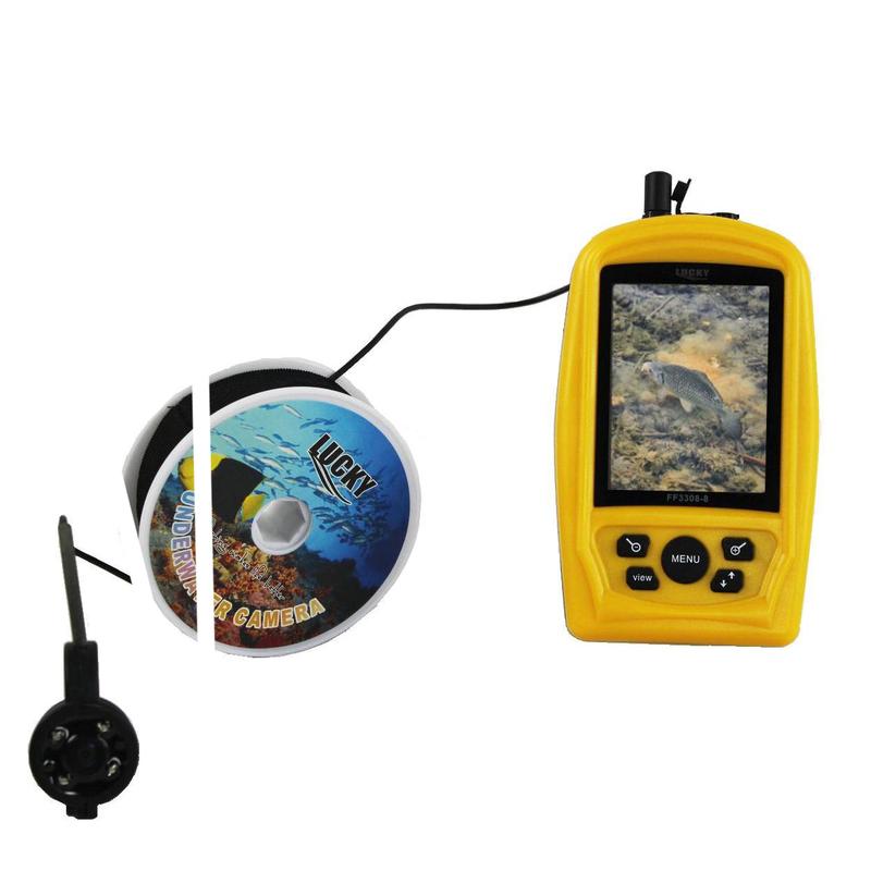 Обзор камер для рыбалки