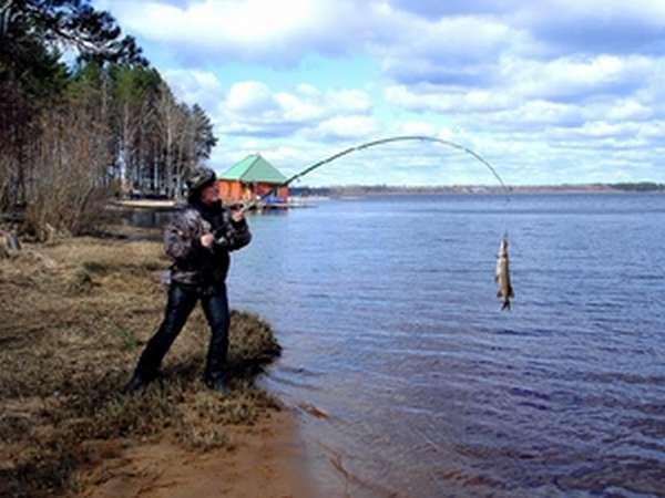 Особенности рыбалки на Селигере