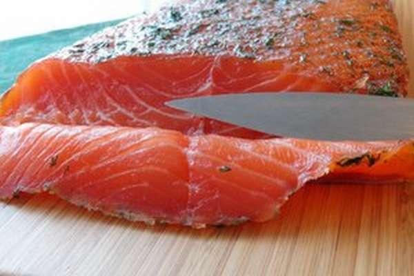 Полезные свойства рыбы нерки
