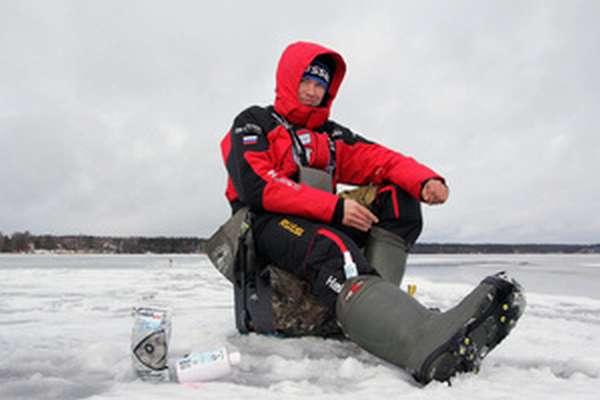 Как снарядиться для зимней рыбалки