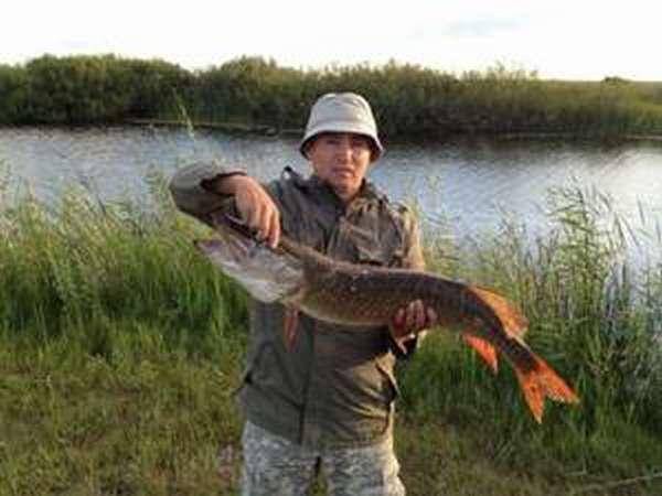 Особенности рыбалки на Караганде