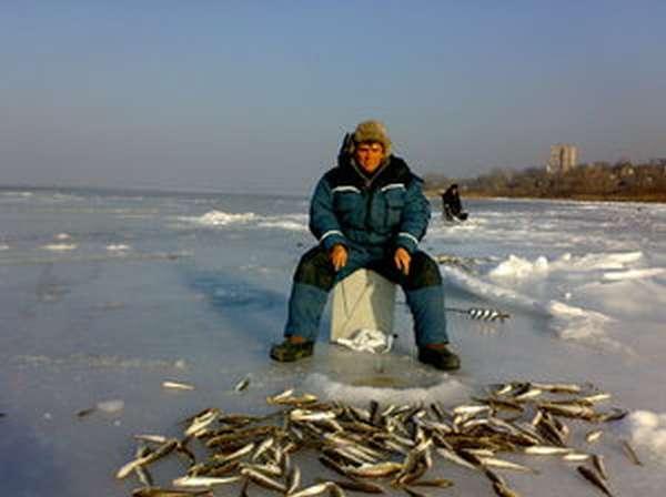 Большая рыбалка в карагандинской области