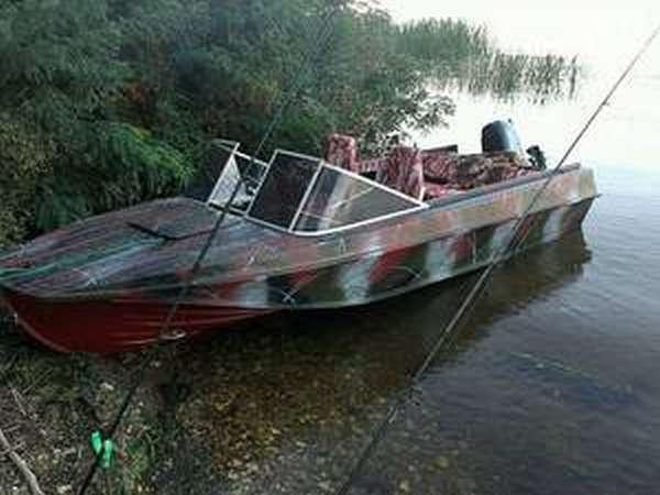 Технические характеристики лодка казанка
