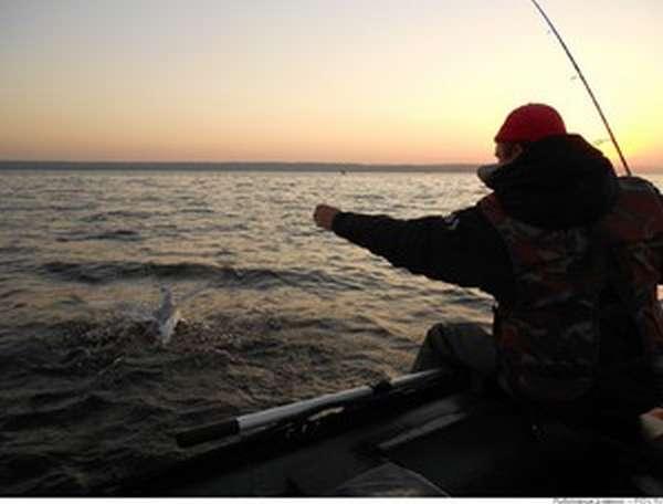 Отчет о рыбалке в Казани