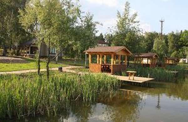 Платная рыбалка в Юрлово