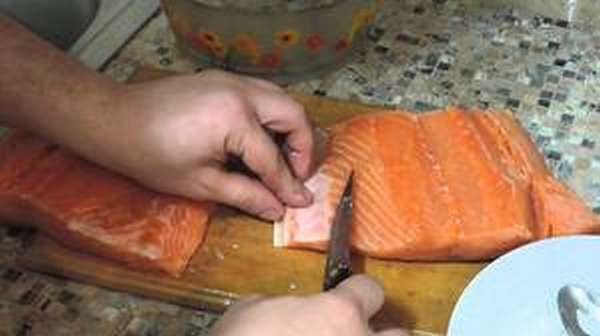 Рецепты вкусно засоленной красной рыбы