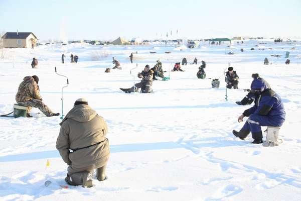 Рыбалка в Башкирии: зимний сезон, ноябрь, декабрь