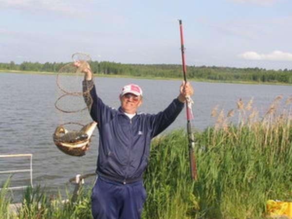Пруды для рыбалки в Подмосковье