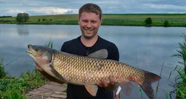 Рыбалка белогорья