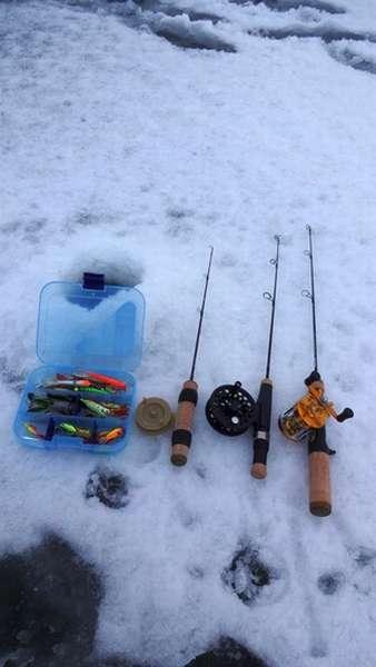 Как выбрать снасти для зимней ловли рыбы