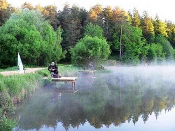 Озера калужской области