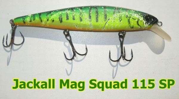 Mag Squad 115
