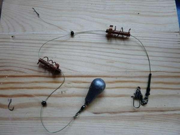 Особенности английской рыболовной оснастки