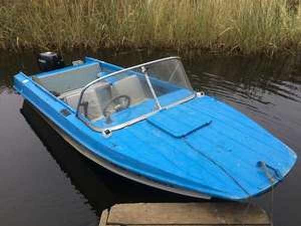 Описание лодки казанки
