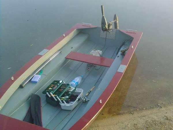 Мотор для лодки из дерева