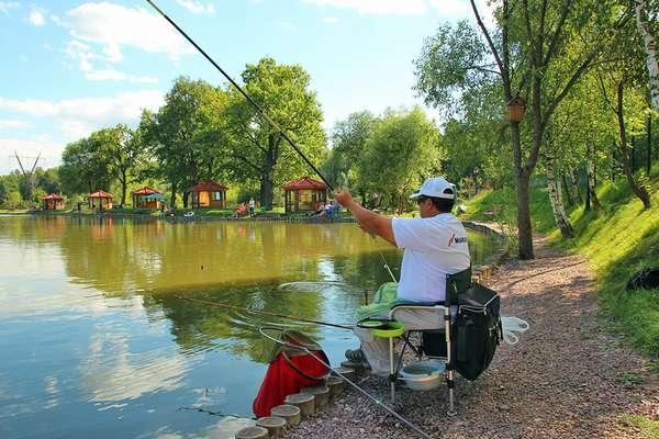 Места для платной рыбалки в Подмосковье