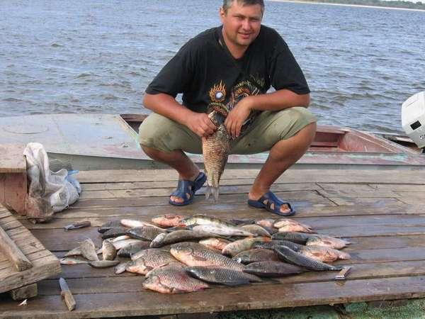 Календарь рыболова Башкирии