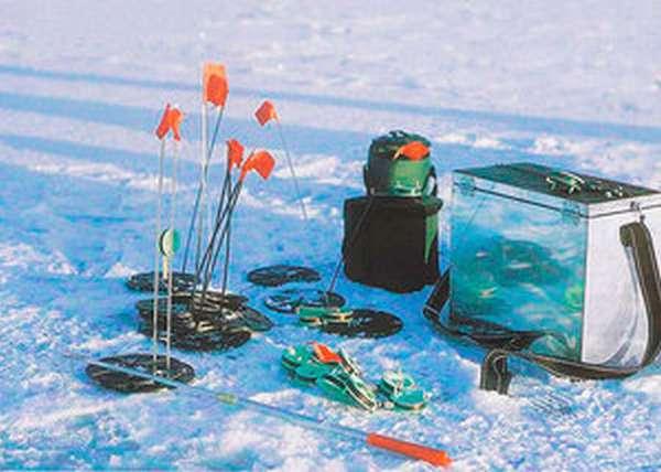 Рыболовная пешня