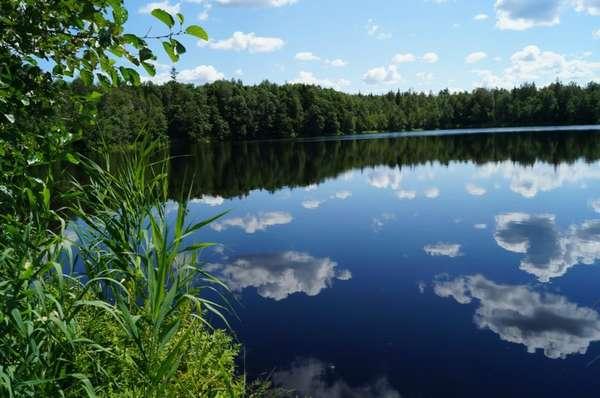 Уникальные озера Нижегородской области
