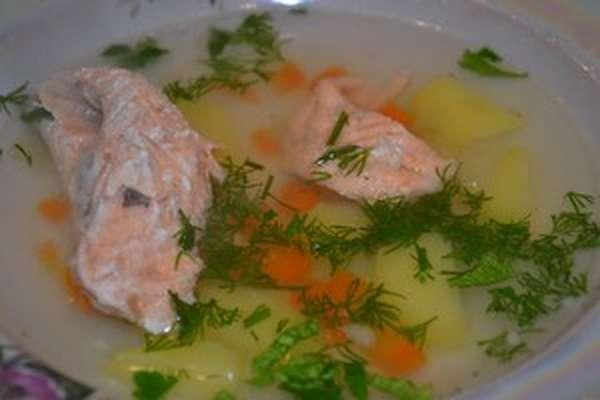 Суп из рыбьей головы