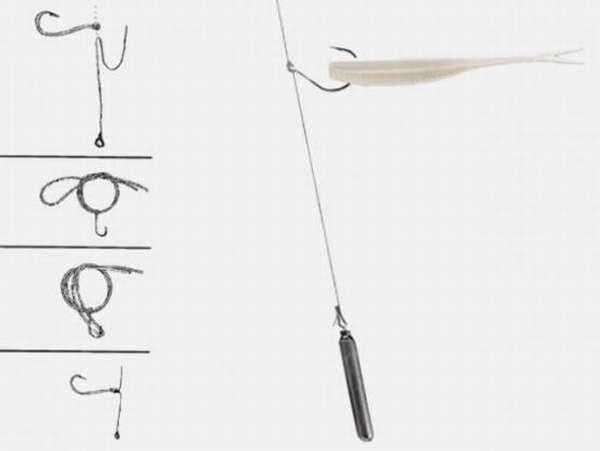 завязка узлом Паломар